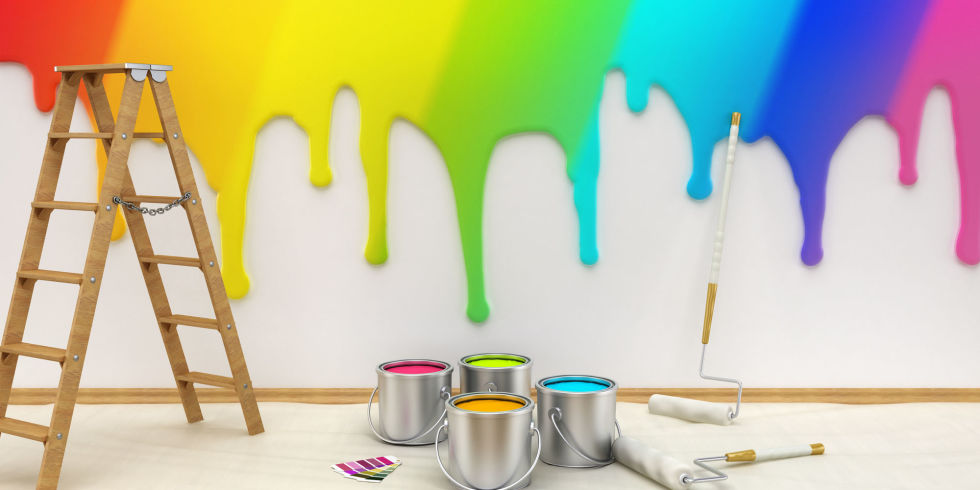 How to Paint a Room – Basic Painting Tips