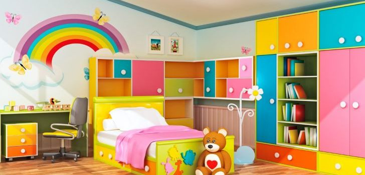 Decorating for Boys and Girls Bedrooms